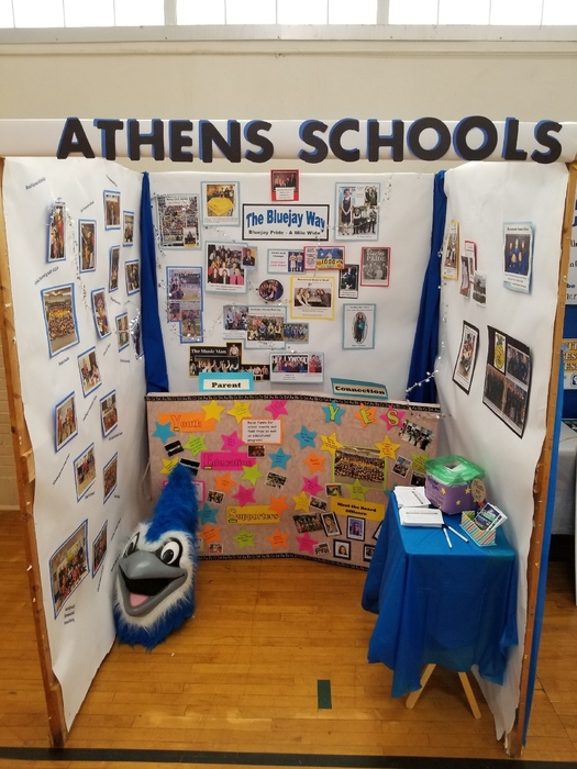 Athens Fair Booth