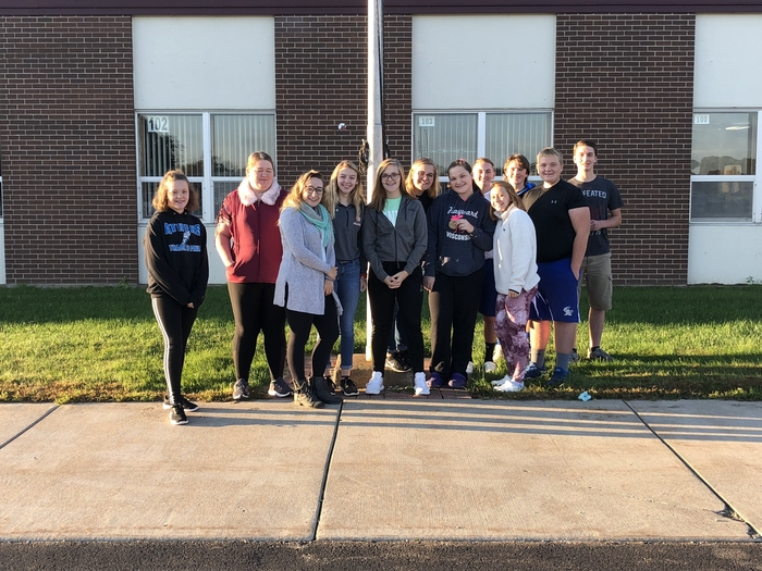Athens students meet for See You at the Pole 2018