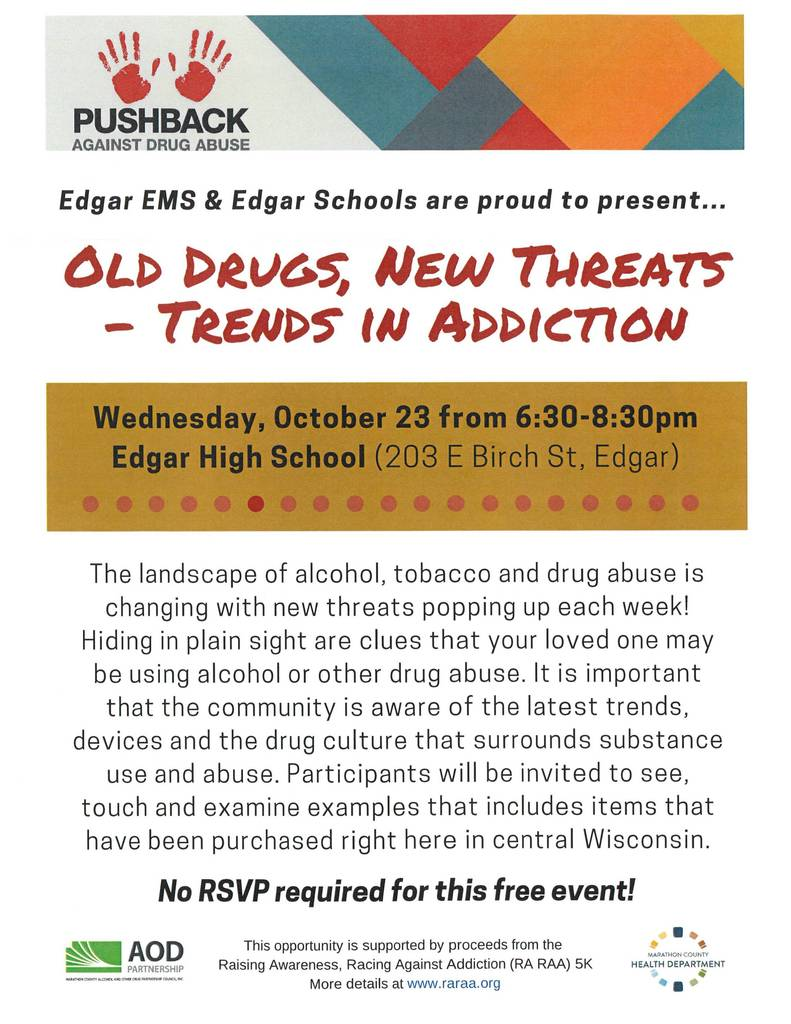 Drug Trends Information Session