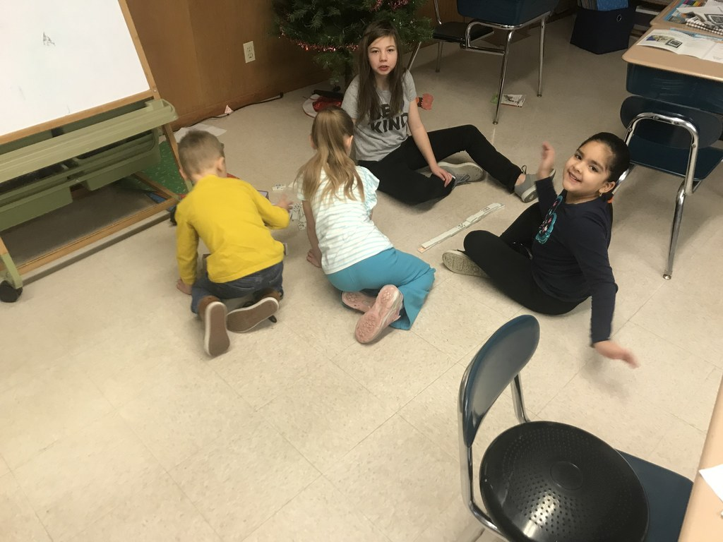Mr. D's Check and Connect Domino Challenge
