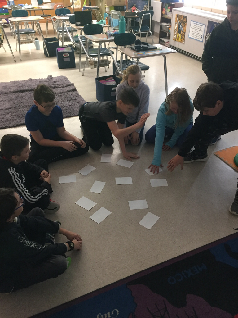 Vocabulary concentration game