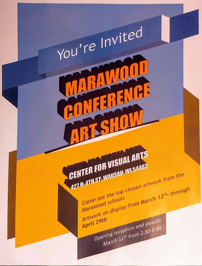 Marawood Conference Art Show