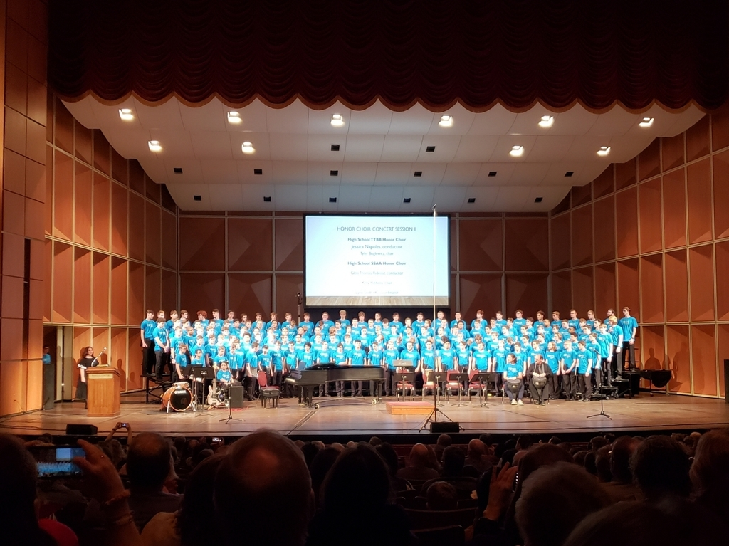 ACDA Men's Honors Choir