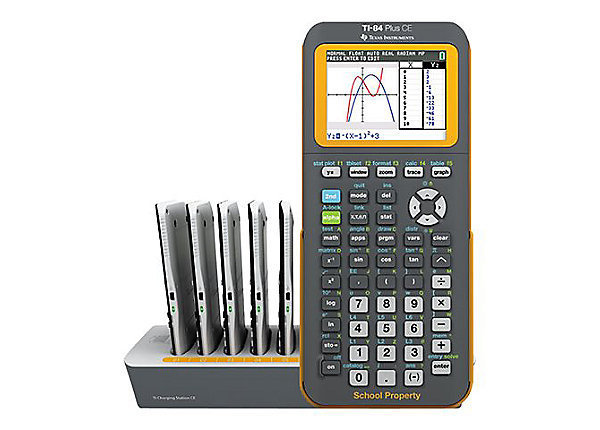 TI-84 Plus CE Graphing Calculators